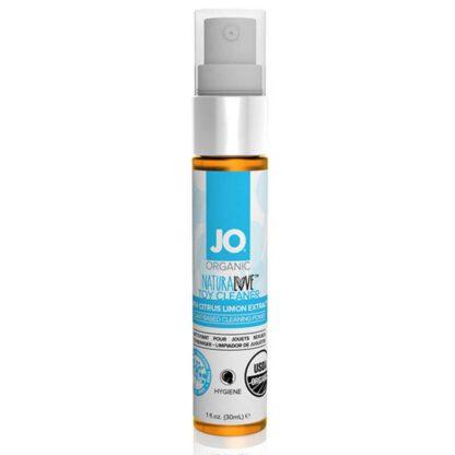 Srodek do czyszczenia akcesoriow System JO Organic Toy Cleaner 30 ml 122E063 1