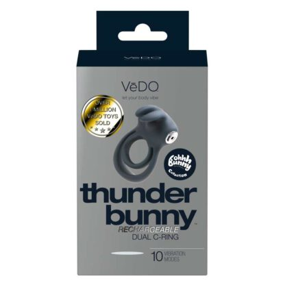 VeDO Thunder Bunny Black Pearl 140E109 5