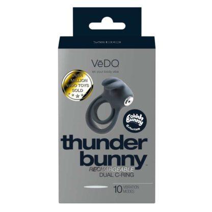 VeDO Thunder Bunny Black Pearl 140E109 9