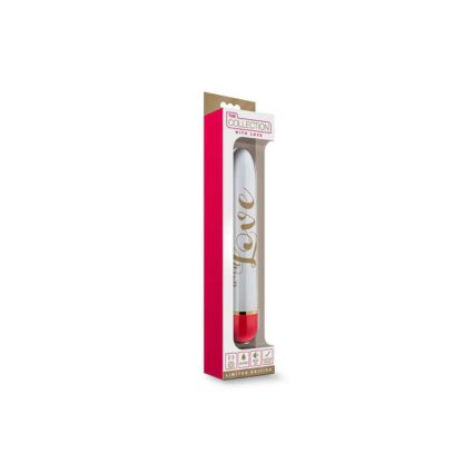 WIBRATOR THE COLLECTION WITH LOVE RED DEVIL 115E910 7