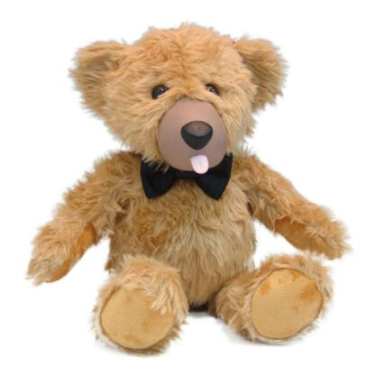 Wibrator Mis Teddy Love Vibrating Teddy Bear 123E944 1