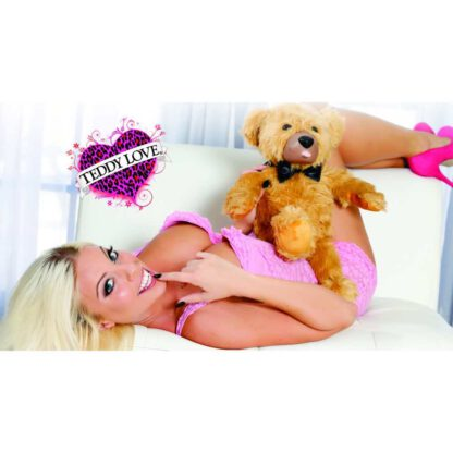 Wibrator Mis Teddy Love Vibrating Teddy Bear 123E944 2