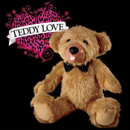 Wibrator Mis Teddy Love Vibrating Teddy Bear 123E944 3