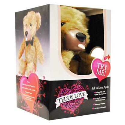 Wibrator Mis Teddy Love Vibrating Teddy Bear 123E944 4