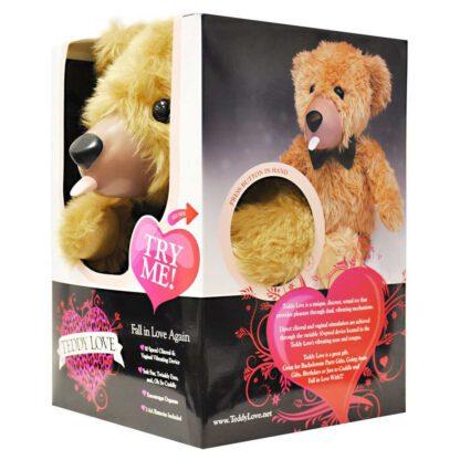 Wibrator Mis Teddy Love Vibrating Teddy Bear 123E944 6
