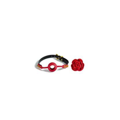 ZALO UPKO Doll Series Rose Ball Gag 139E362 2
